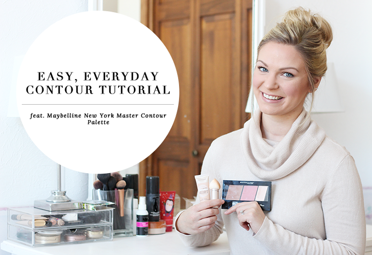 Maybelline New York Looks to Love | Easy, Everyday Contouring